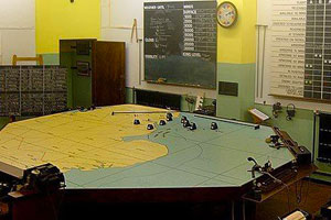 RAF Digby Sector Operations Room Museum