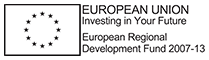 European Regional Development Fund 2007-13