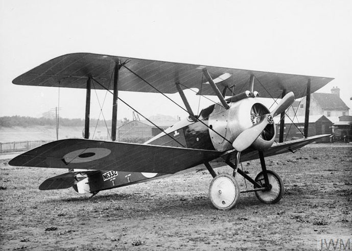 First World War Aircraft