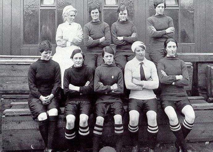 Munitions Women's Football Team